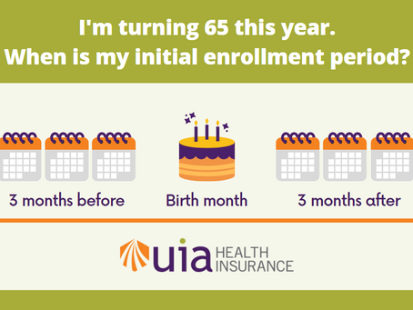 Turning 65 in 2021? Here's how to prepare for Medicare.