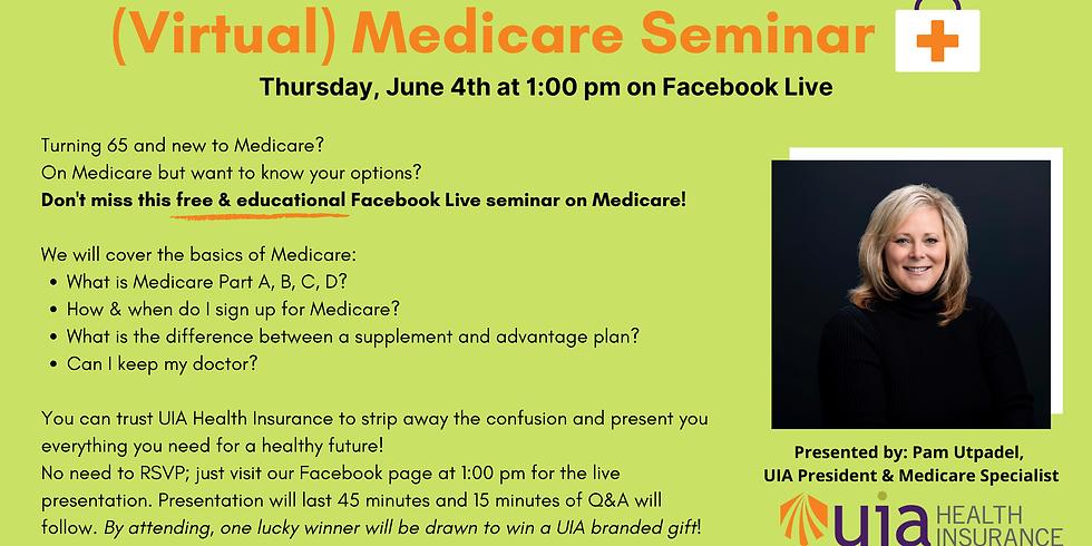 Virtual Medicare Seminar