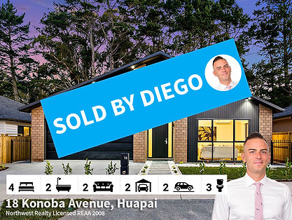 18 Konoba Avenue, Huapai SOLD by Diego T