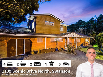 1109 Scenic Drive North, Swanson by Dieg