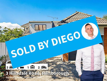 3 Hillsdale Road, Hillsborough SOLD by D