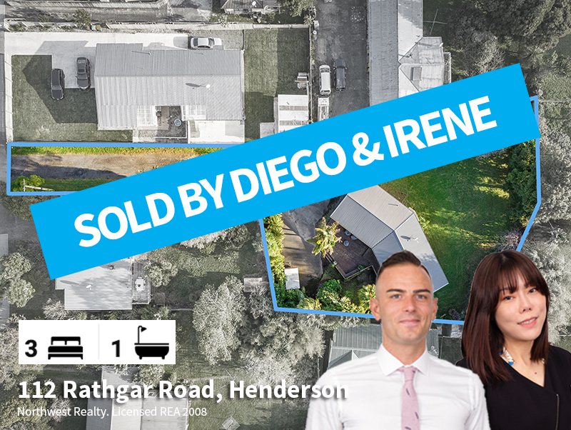 112 Rathgar Road, Henderson SOLD by Dieg