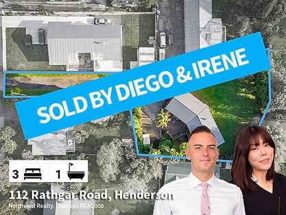 112 Rathgar Road, Henderson SOLD by Dieg