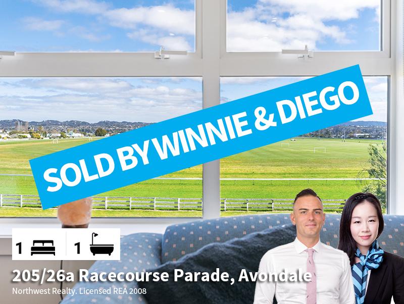 205-26a Racecourse Parade, Avondale Sold