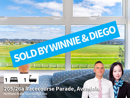 205-26a Racecourse Parade, Avondale Sold