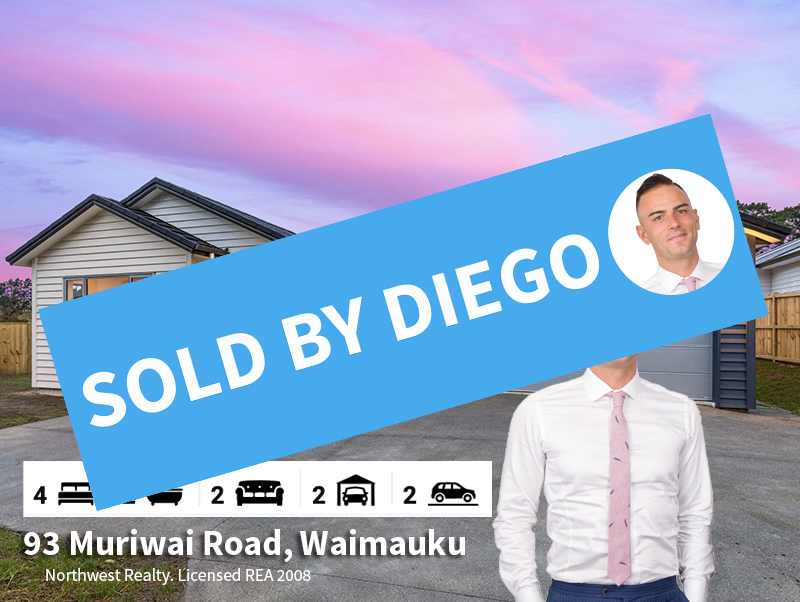 93 Muriwai Road, Waimauku SOLD