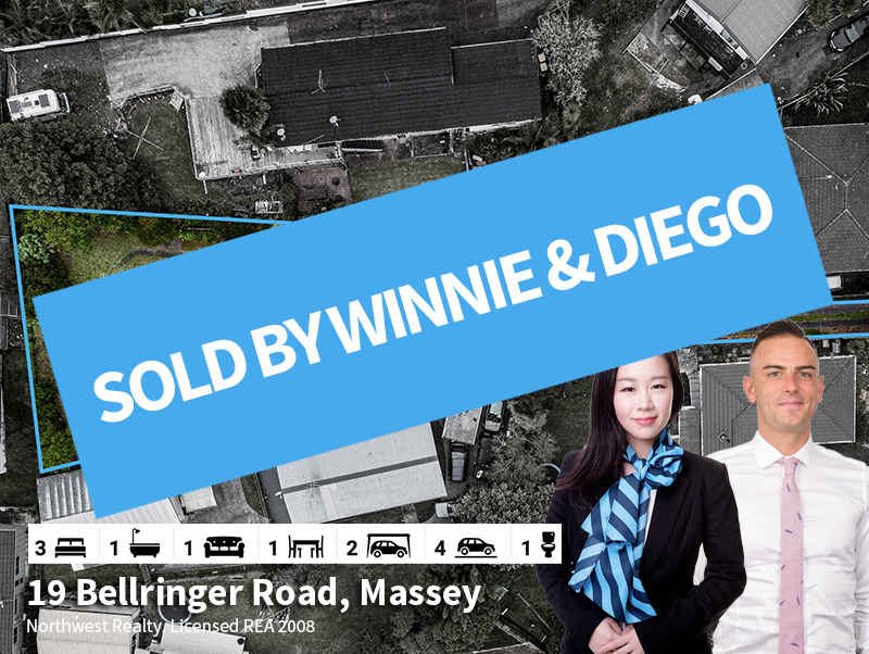 19 Bellringer Road, Massey SOLD By Winni