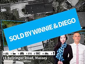 19 Bellringer Road, Massey SOLD By Winni