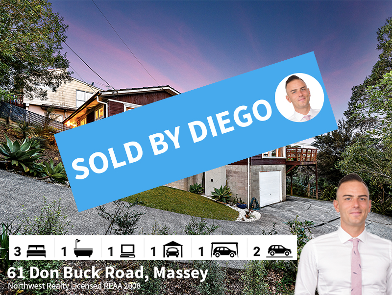61 Don Buck Road SOLD By Diego Traglia