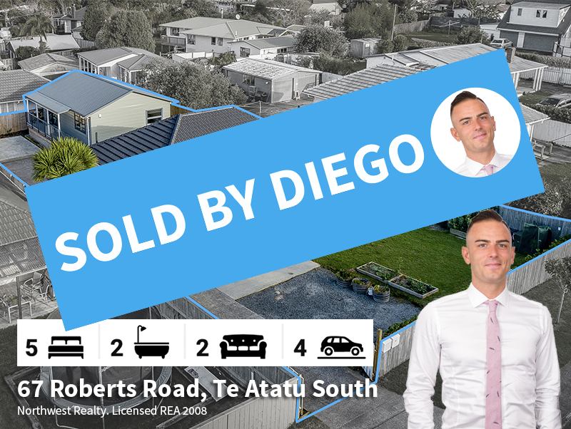 67 Roberts Road, SOLD By Diego Tralia