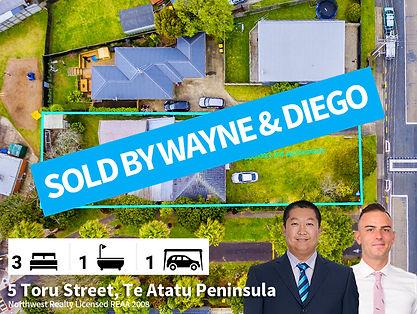 5 Toru Street, Te Atatu Peninsula SOLD b