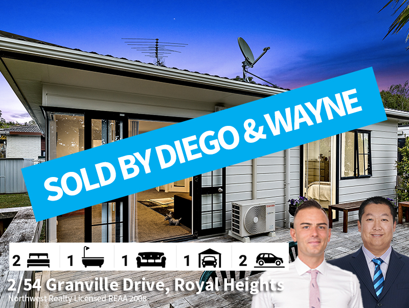 2-54 Granville Drive, Royal Heights SOLD