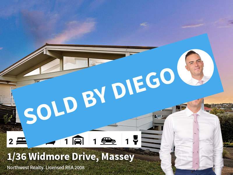 1:36 Widmore Drive, Massey SOLD
