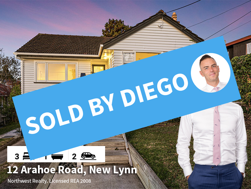 12 Arahoe Road SOLD