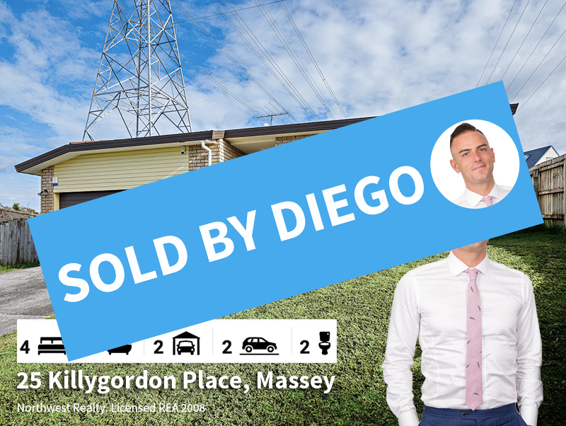 25 Killygordon Place, Massey SOLD