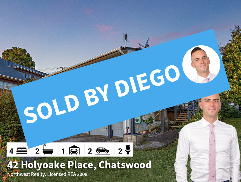 42 Holyoake Place SOLD By Diego Traglia.