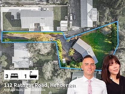 112 Rathgar Road, Henderson by Diego & I
