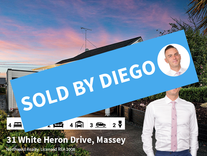 31 White Heron Drive SOLD