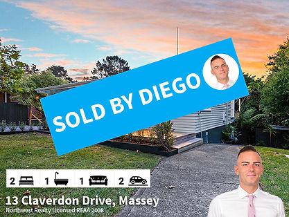 13 Claverdon Drive SOLD by Diego Traglia