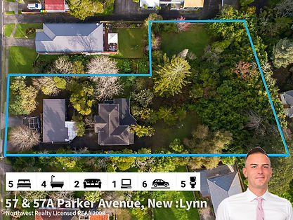 57 & 57a Parker Avenue, New Lynn by Dieg