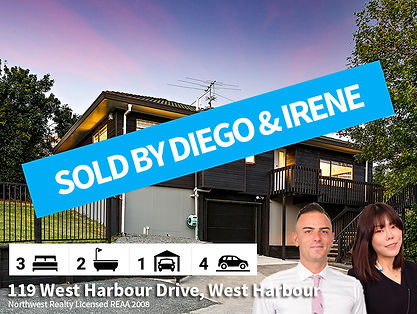 119 West Harbour Drive SOLD By Diego & I