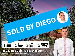 450 Don Buck Road SOLD By Diego Traglia.