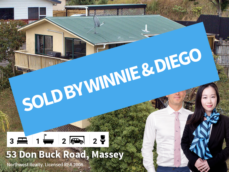 53 Don Buck Road, Massey SOLD