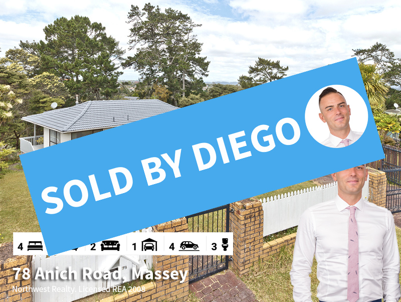 78 Anich Road, Massey SOLD