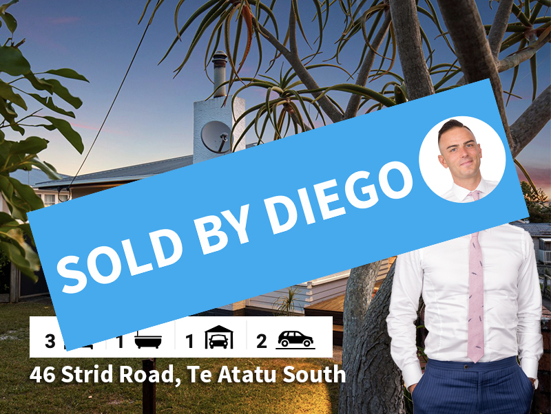 46 Strid Road, Te Atatu South SOLD by Di