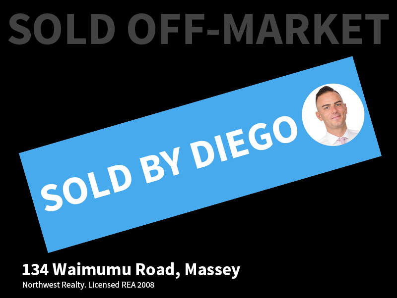 134 Waimumu Road SOLD