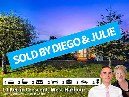 10 Kerlin Crescent, West Harbour SOLD by