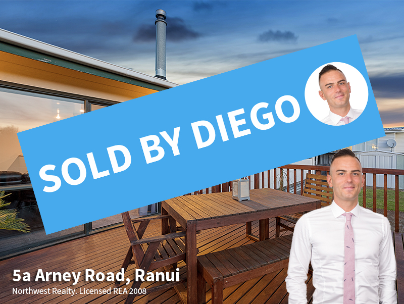 5a Arney Road, Ranui, SOLD by Diego