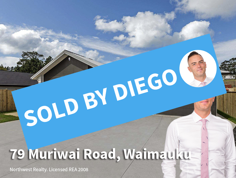 79 Muriwai Road SOLD