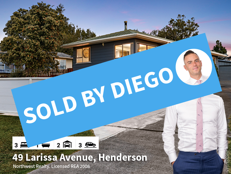 49 Larissa Ave, Henderson SOLD by Diego