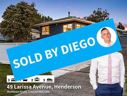49 Larissa Ave, Henderson SOLD by Diego