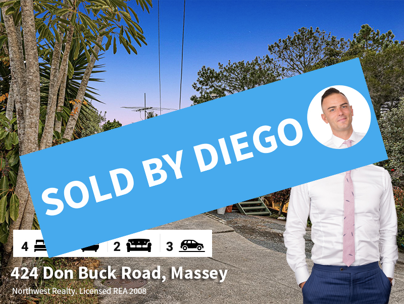 424 Don Buck Road, Massey SOLD