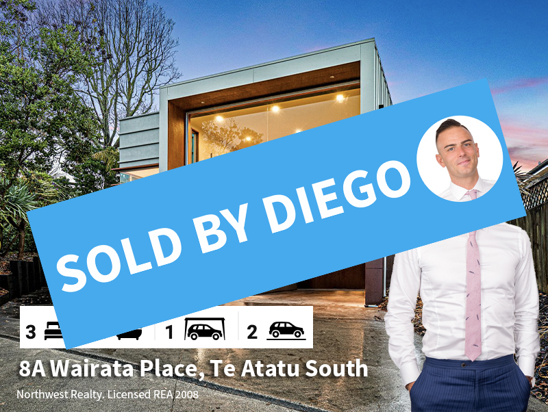 8A Wairata Place, Te Atatu South SOLD