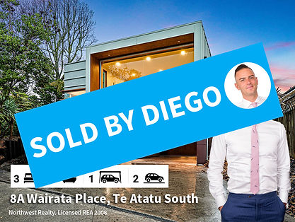 8A Wairata Place, Te Atatu South SOLD .j