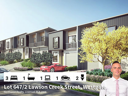 Lot 647:2 Lawson Creek Street, by Diego.