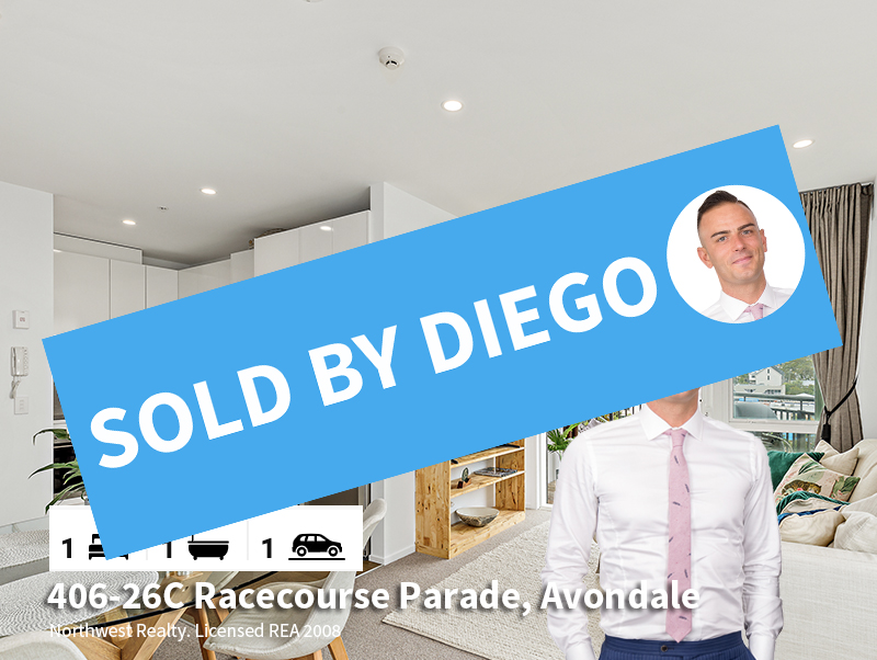 406-26C Racecourse Parade SOLD