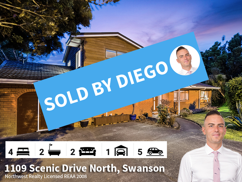 1109 Scenic Drive North, Swanson SOLD by
