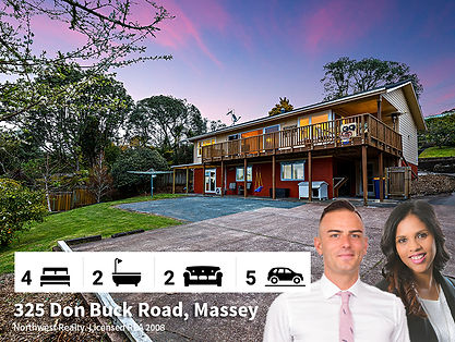 325 Don Buck Road, for sale by Diego & P