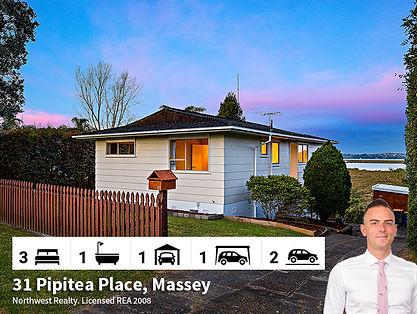 31 Pipitea Place, Massey by Diego Tragli