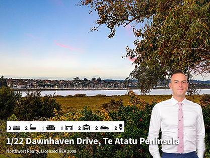 1:22 Dawnhaven Drive, Te Atatu Peninsula