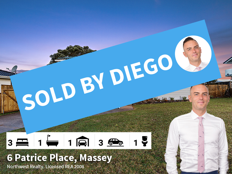 7 Patrice Place, Sold by Diego Traglia