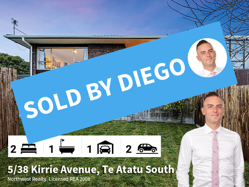 5-38 Kirrie Ave SOLD by Diego Traglia