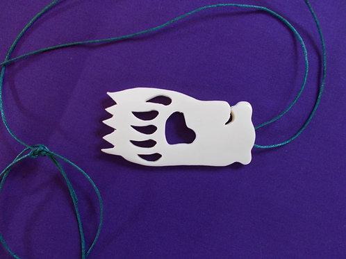 Bear Claw Pendant