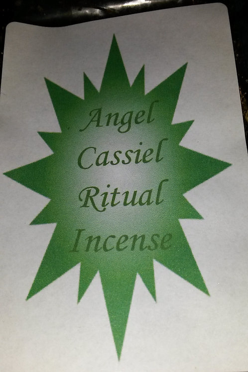 Angel Cassiel Ritual Incense 50g