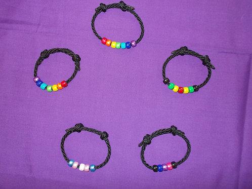 Bracelet- Colours (mixed)