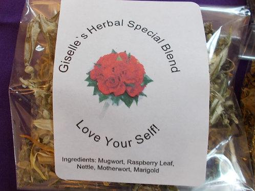 Love Yourself Herbal Blend Taster Pack